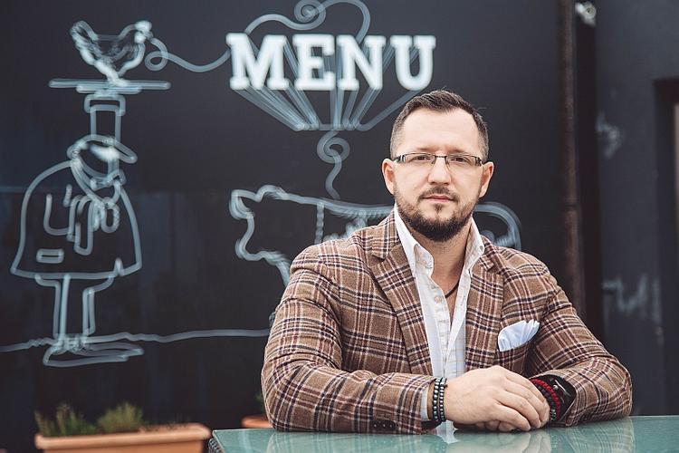 Ресторатор Андрей Грязнов: «Спасите своих детей от яда!»