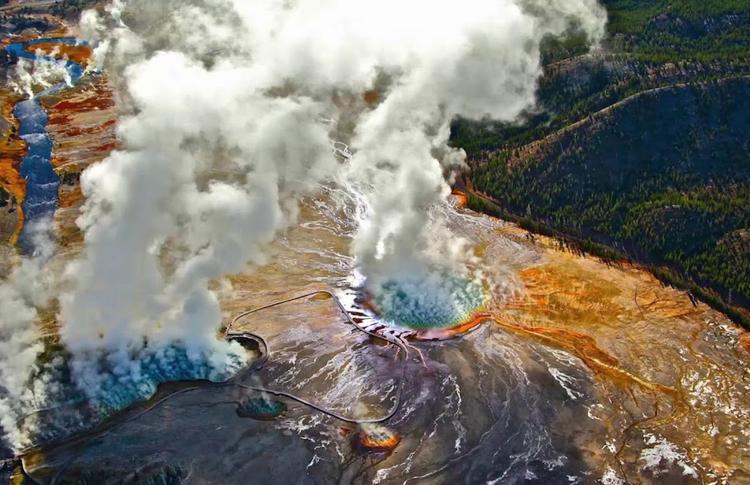 Главный вулканолог России: вулкан в США – это серьёзно