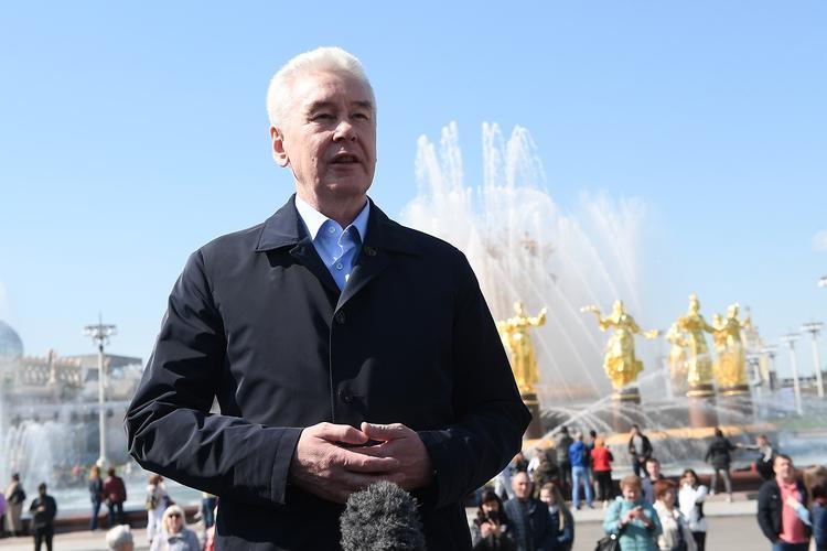 Собянин рассказал о новой программе трудоустройства малоимущих семей