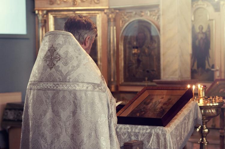 В РПЦ не захотели ставить камеры наблюдения во всех помещениях храма