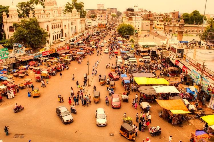 Аномальная жара в Индии унесла жизни 92 человек