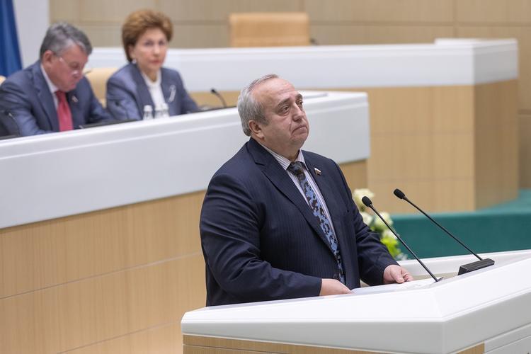 В Совфеде объяснили нереальность остановки боевых действий в Донбассе Зеленским