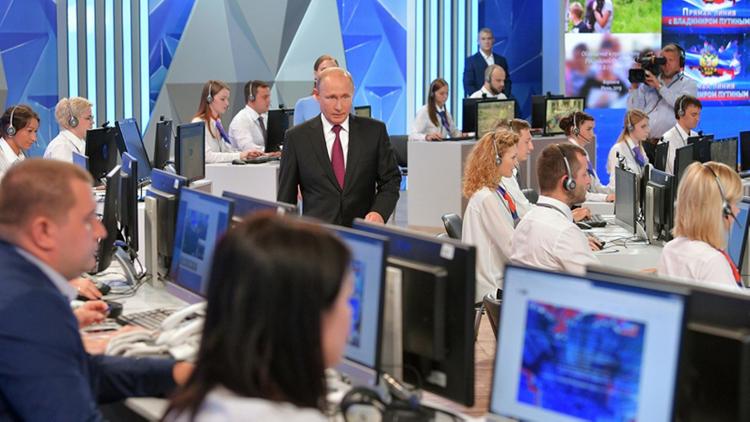 Владимир Путин прокомментировал закон об оскорблении власти