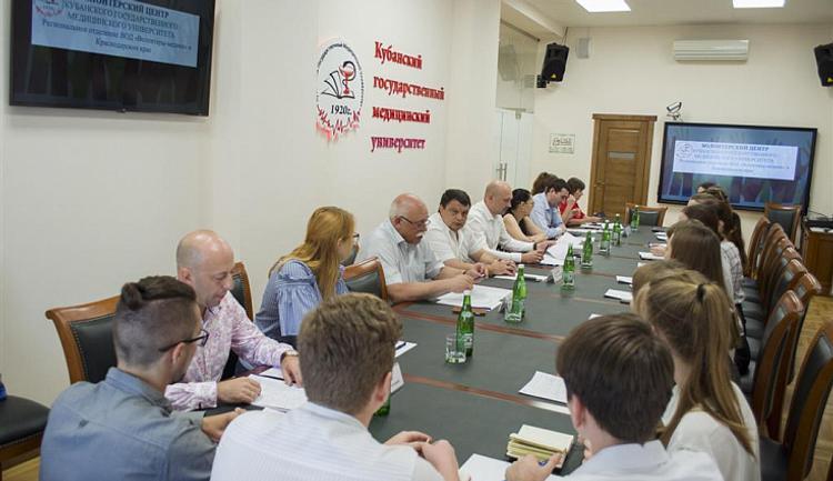 Депутаты ЗСК встретились с активистами волонтерского движения