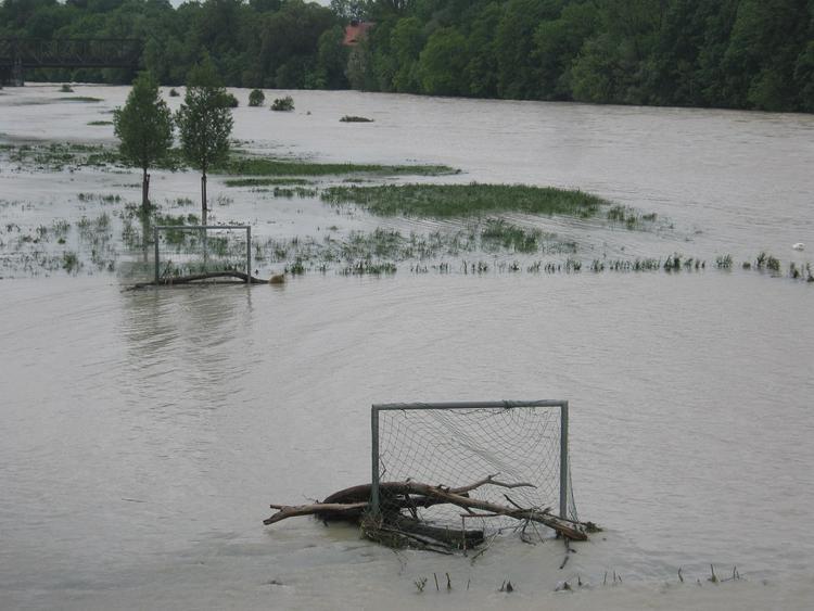 Количество жилых домов, подтопленных в Иркутской области, превысило 4 тысячи