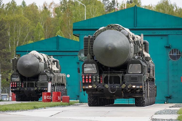 Видео испытательного пуска новой противоракеты ПРО России показало Минобороны