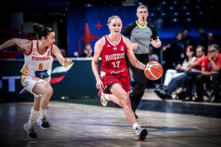 Российские баскетболистки остались без медалей. Но за путевку на Олимпиаду еще поборются