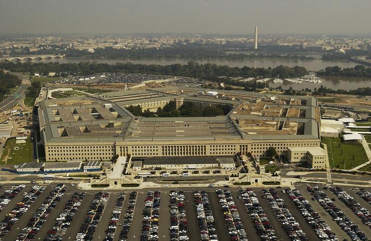 В Пентагоне объяснили предназначение ржавых бронемашин