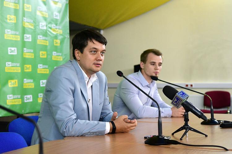 В партии Зеленского раскрыли детали возможного плана по возвращению Донбасса