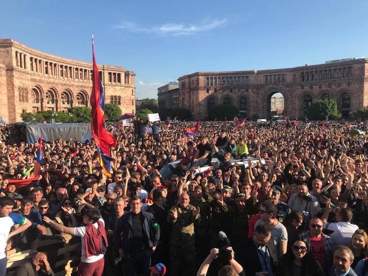 Армения. Какая она после революции
