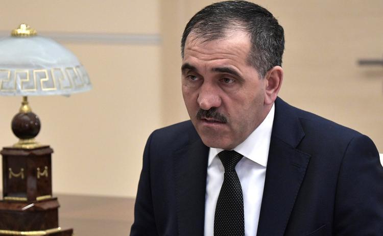 Евкуров назначен на должность замминистра обороны