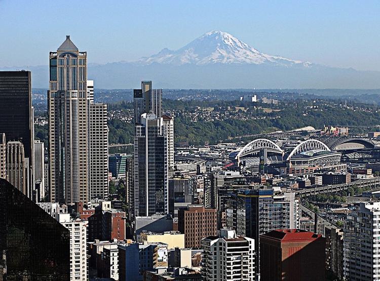 В штате Вашингтон произошло землетрясение