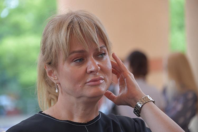 Актриса Анна Михалкова показала фото с пятилетней дочкой Лидусей