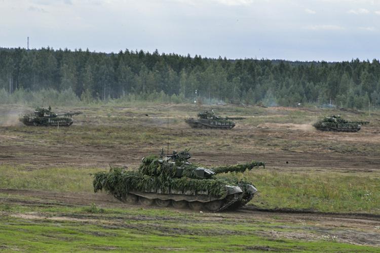 Генерал ВСУ обвинил Россию в подготовке наступления на Украину через Белоруссию