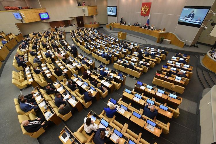 В Госдуме оценили принятую в конгрессе США поправку о санкциях против госдолга России