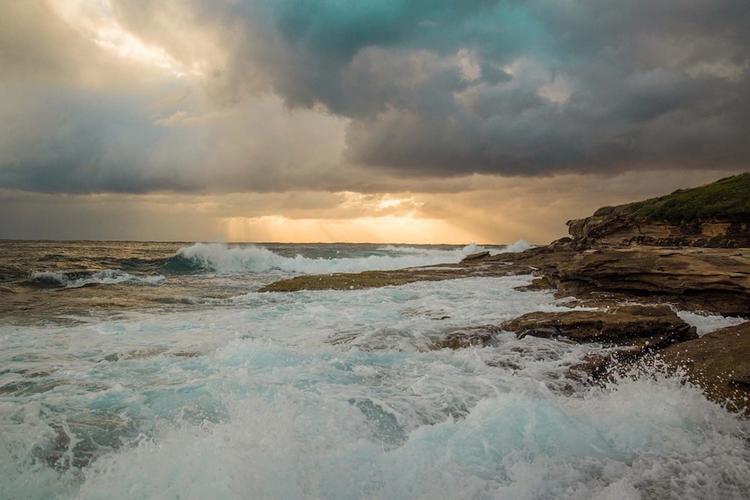 Сильное землетрясение зафиксировано у берегов Австралии