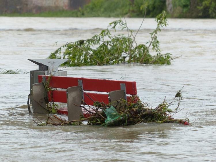 В Лазовском районе Приморья жители освободились от воды после тайфуна