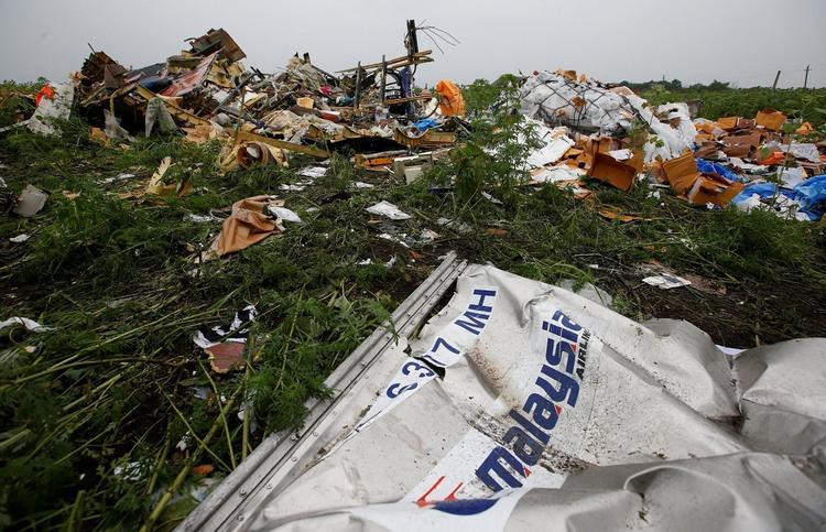 В Малайзии заявили, что власти США и Украины пытались заполучить черные ящики MH17