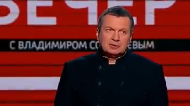 Соловьёв заявил, что в России власть должна быть как в Китае, а не как на Украине