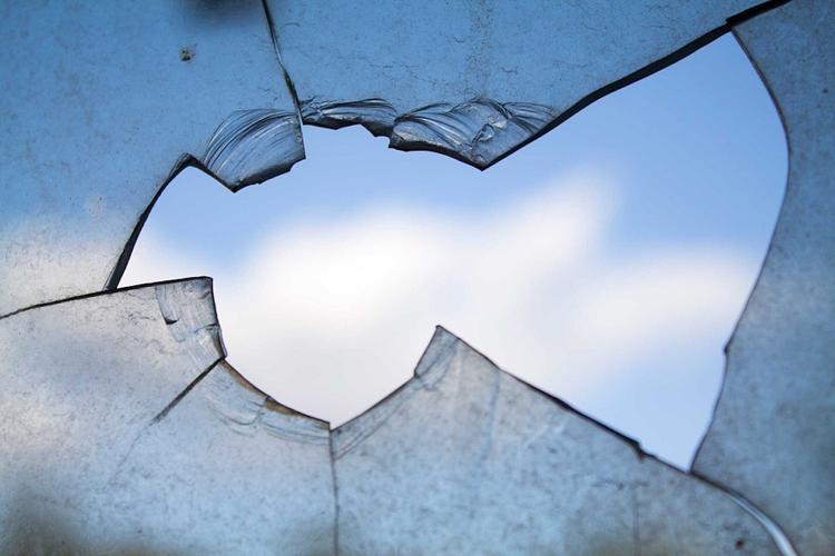В Москве задержали фаната Земфиры, разбившего стекла ее машины