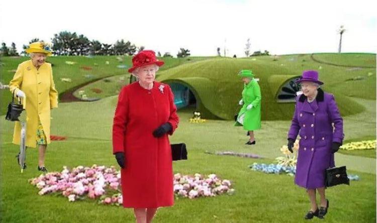Илон Маск нашёл сходство между королевой Великобритании и телепузиками