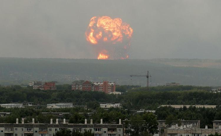 Что стоит за взрывами в Ачинске и другими ЧП на военных полигонах?