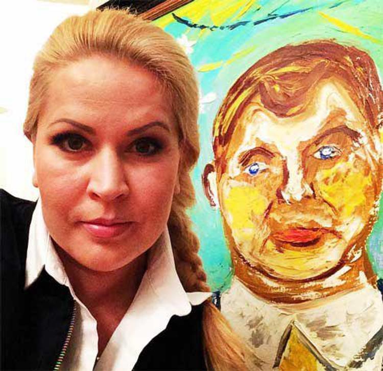 Под псевдонимом Eva. В госмузее открылась выставка жемчужины гарема экс-министра обороны Анатолия Сердюкова