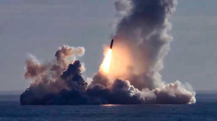 """В """"Росатоме"""" рассказали подробности взрыва  недалеко от Северодвинска"""