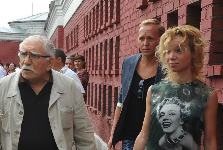 """Цымбалюк-Романовская расстроена из-за того, что Джигарханян """"пропал из поля ее зрения"""""""