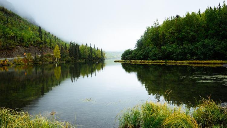 Два ребёнка упали в реку в Ставропольском крае, один погиб