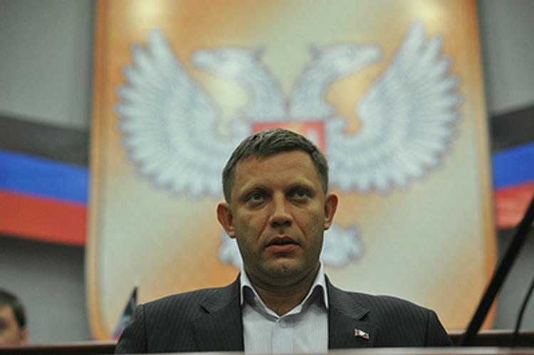 В Донецке назовут площадь в память о погибшем главе ДНР Александре Захарченко