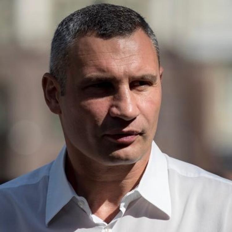 Пользователи сети посмеялсь над заявлением мэра Киева Виталия Кличко о статусе Севастополя