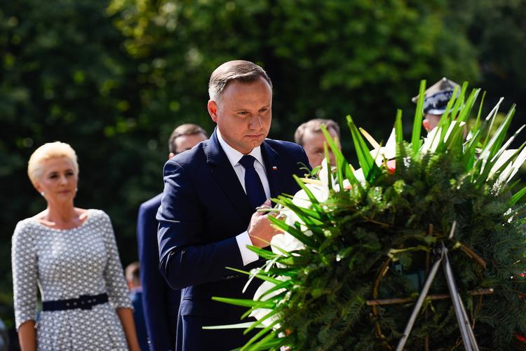 Президент Польши: мир вынес мало уроков из Второй мировой войны