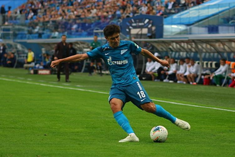 «Зенит» одержал очень важную победу над «Спартаком» 1:0
