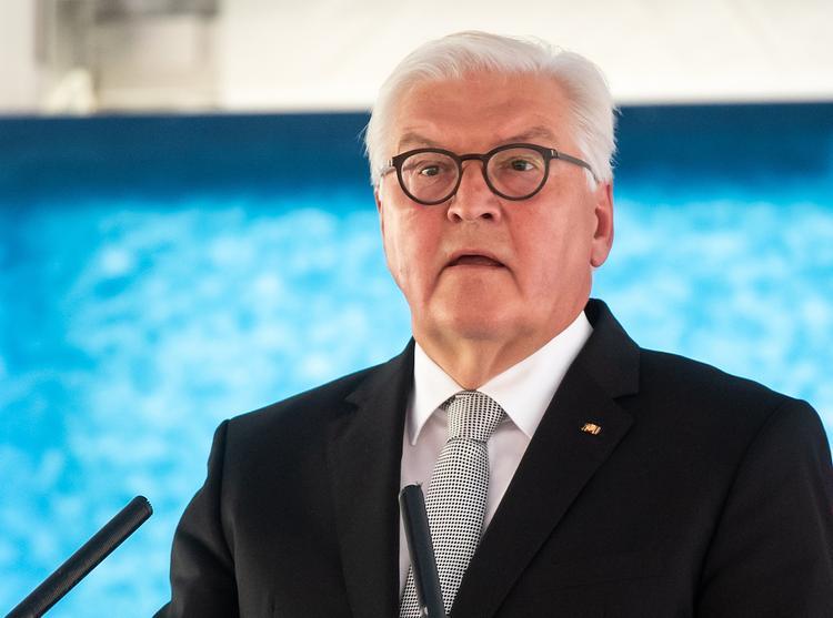 Президент ФРГ в Польше попросил прощения за Вторую мировую войну