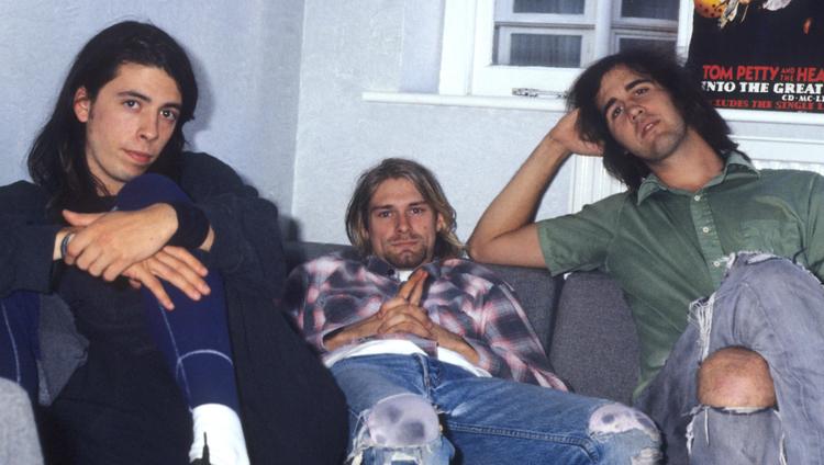 В Сети появилось видео c концерта Nirvana