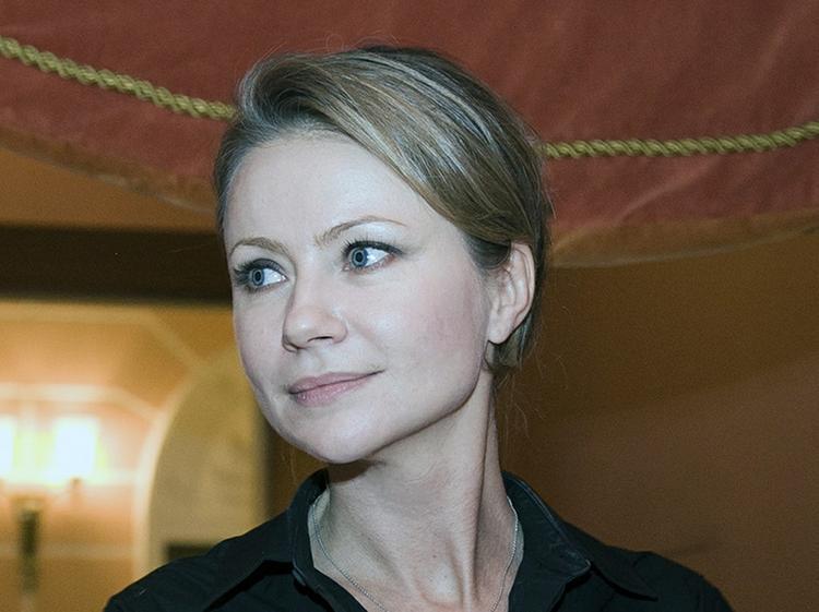 46-летняя актриса Мария Миронова станет мамой во второй раз