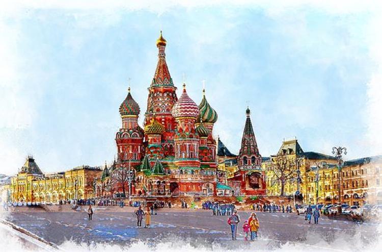 Сами мы не местные, или Приключения туристов в России