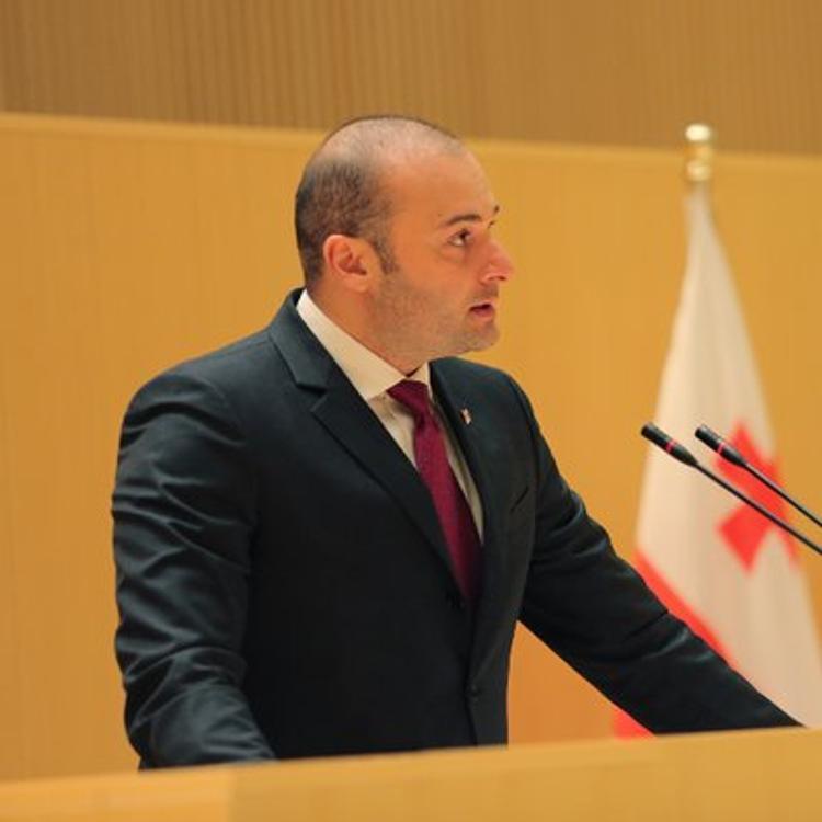 Премьер-министр Грузии Мамука Бахтадзе уходит  в отставку