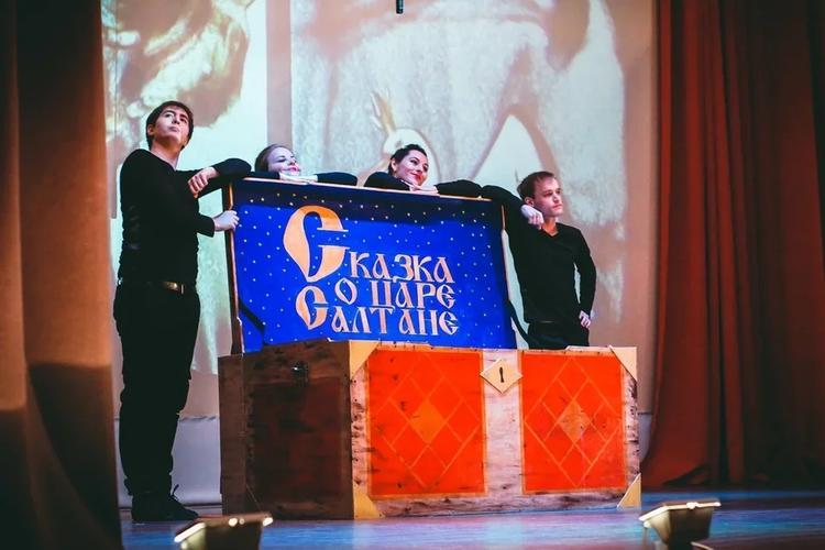 Уникальный театр «Скарабей» открывает новый сезон
