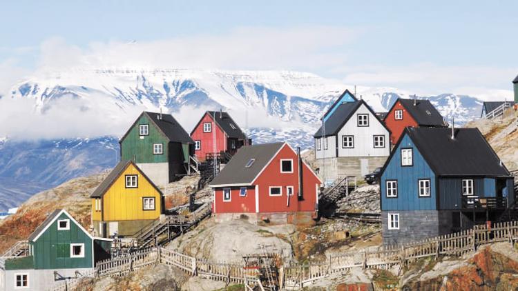 Датчане рассказали, зачем Трампу Гренландия
