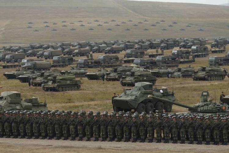 Учения «Центр-2019»– восточнаякоалиция под носом НАТО
