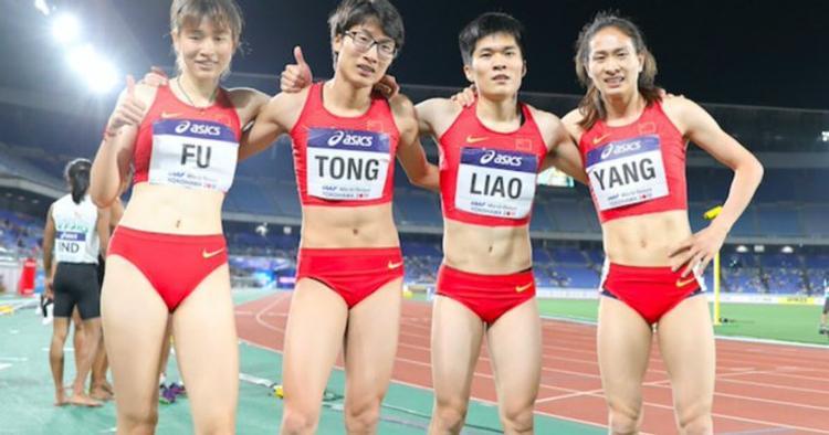 В сборной только женщины! Странные мужские победы в женском спорте Китая