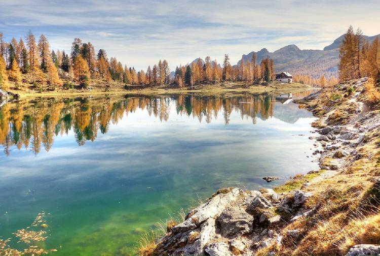 Загадочное озеро нашли российские ученые с помощью интернет-карты