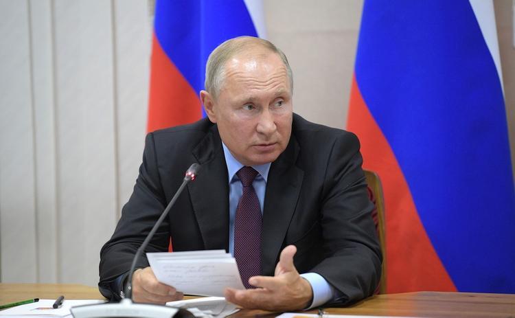 "Путин назвал ""придурками"" тех, кто считал Дальний Восток балластом"