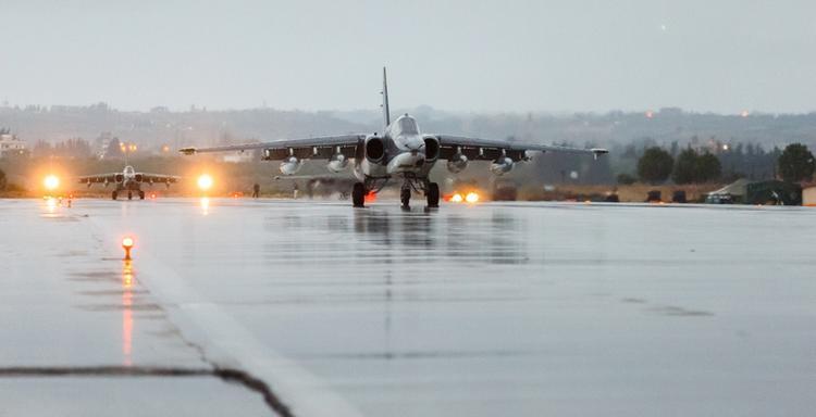 Известны имена погибших при крушении Су-25 на Ставрополье летчиков