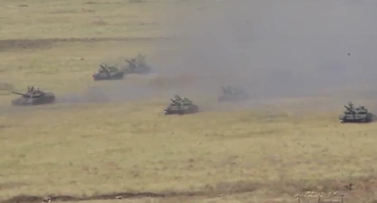 К чему готовят солдат России, Узбекистана, Пакистана, Индии и Китая?