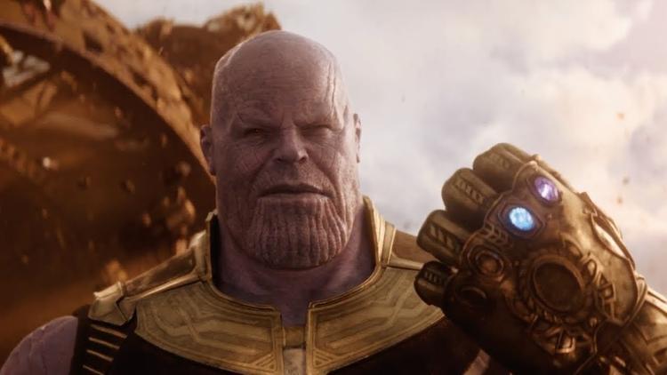 Трампа попросили перестать изображать суперзлодея Таноса