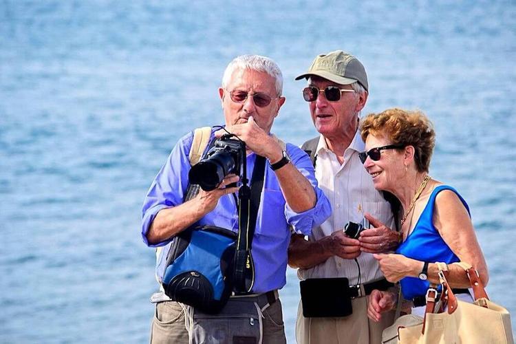 Среди туристов, приезжающих в Крым, много иностранцев из стран ближнего и дальнего зарубежья
