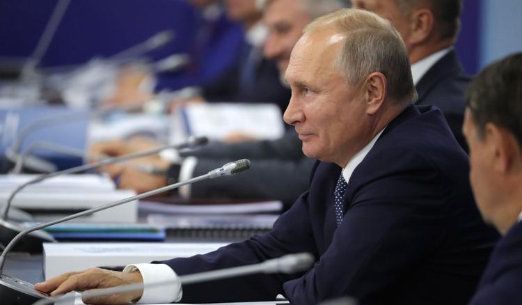 Путин рассказал, чем опасны американские ракеты в Южной Корее и Японии